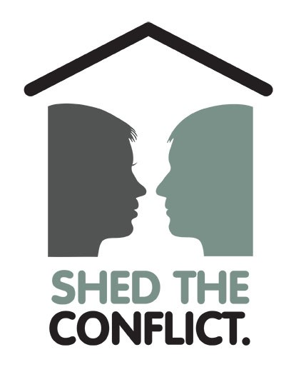 Shed The Conflict